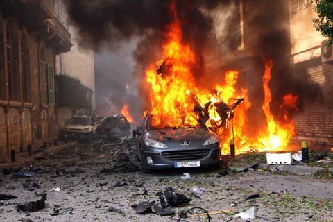 Car Bomb in Beirut Kills Intelligence Official, Syria Blamed