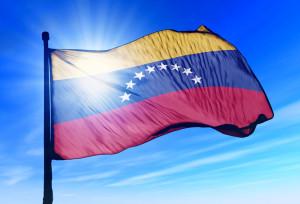 Venezuelan Flag (Photo courtesy of Shutterstock)