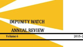 Annual Review Volume 6 (2016)
