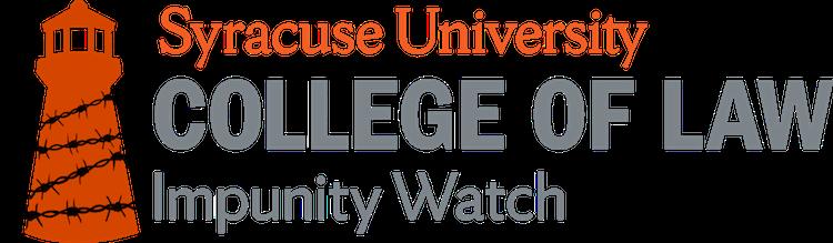 Impunity Watch Logo